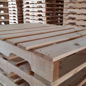 Alquiler de estibas de madera